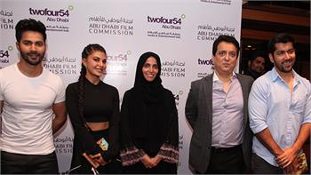 twofour54 and Abu Dhabi Film Commission celebrate with Bollywood stars and executives
