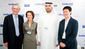 twofour54 tadreeb opens the region's premier media industry skills training academy