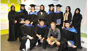 Third Class of Animators Graduate from twofour54's Cartoon Network Animation Academy