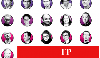 H.E. Noura Al Kaabi ranked on Foreign Policy magazine's annual 'Top 100 Global Thinkers' list