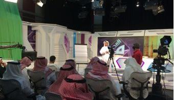 twofour54 tadreeb delivers media skills training programme to Saudi government officials