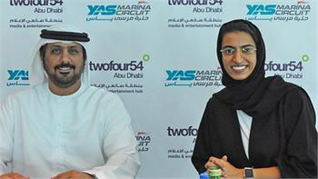 twofour54 and Abu Dhabi Motorsports Management move towards official strategic partnership