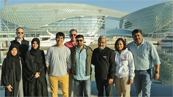 30 locations in 40 days: twofour54 welcomes Bollywood's 'Dishoom' to Abu Dhabi
