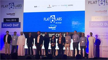 Flat6Labs Abu Dhabi Graduates Six New Startups at its Second Demo Day