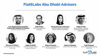 Flat6Labs Abu Dhabi Announces New Advisory Board with Top Leaders