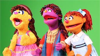 Sesame Street Muppets from UAE, India and Afghanistan gather for training workshop at twofour54