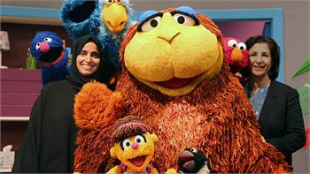 Iftah Ya Simsim reopens its doors to the Arab World with a new season in partnership with twofour54 and Sesame Workshop