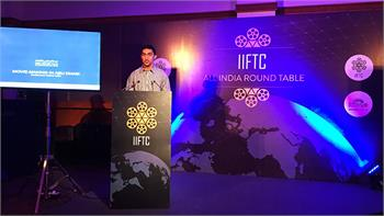 Abu Dhabi Tourism & Culture Authority and Abu Dhabi Film Commission attend India International Film Tourism Conclave