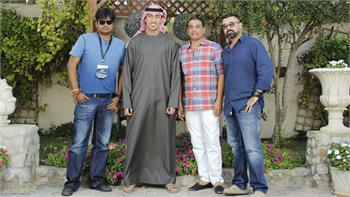 Abu Dhabi Film Commission brings new Indian production to the Capital