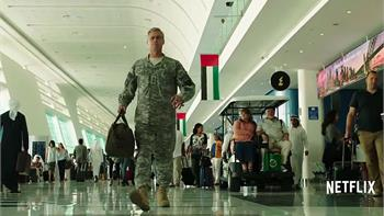 Made in Abu Dhabi: Netflix releases first teaser of War Machine