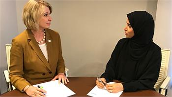 """twofour54 partners with The Protocol School of Washington to bring prestigious """"Speaker's Training Camp"""" to UAE"""