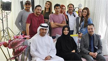 Abu Dhabi Film Commission and Clacket Media bring new Arabic comedy series to regional screens