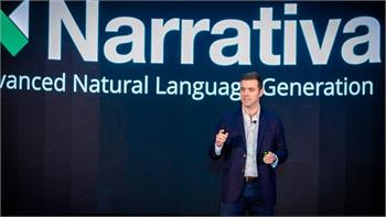 Technology company Narrativa becomes one of the first artificial intelligence start-ups to get funded in the UAE