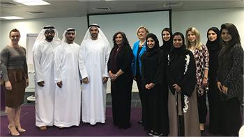 twofour54 partners with prestigious Washington school to deliver UAE-first training