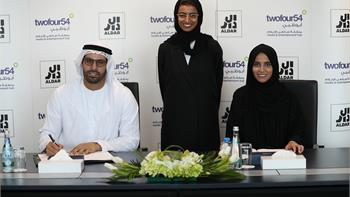 twofour54 appoints Aldar to develop new home on Yas Island