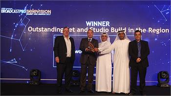 Abu Dhabi's bustling backlot lands prestigious ASBU BroadcastPro accolade for media and entertainment hub twofour54