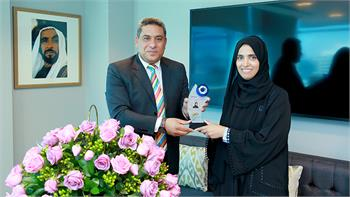H.E. Maryam Eid AlMheiri named Top Arab Pioneer of 2017 by Estesmarat Magazine for driving investment in media sector