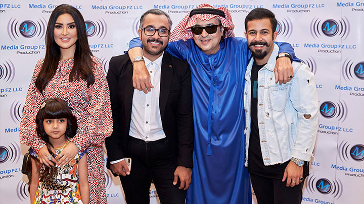 Actress Mayssa Maghrebi goes behind the lens in Abu Dhabi for new Arabic film 'Wojooh Moharama'