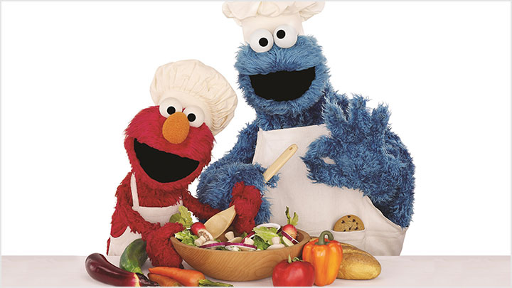 New 'Iftah Ya Simsim' series encourages healthy eating and cooking with family