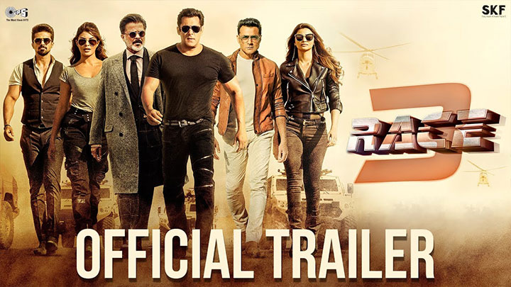 Abu Dhabi features heavily with Salman Khan and Jacqueline Fernandes in the trailer of 'Race 3'