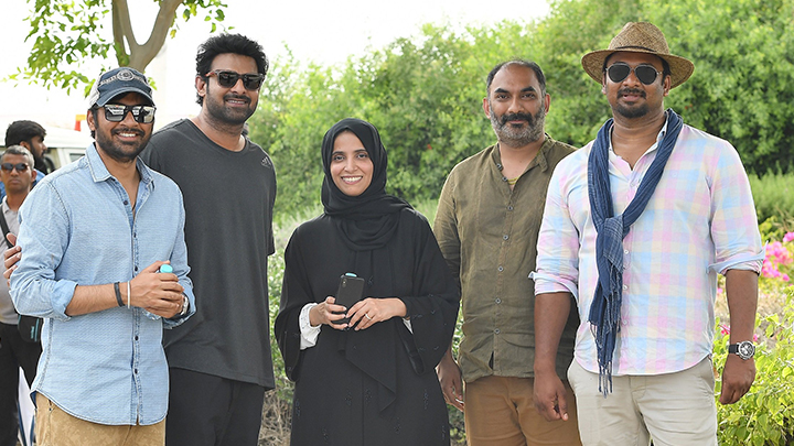 "'Saaho' director says 40-day shoot in Abu Dhabi was ""seamless"" as another international production wraps in the Emirate"
