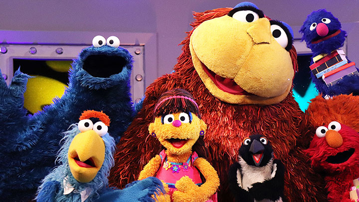 Production of hugely popular children's show 'Iftah Ya Simsim' Season 3 wraps at twofour54 Abu Dhabi