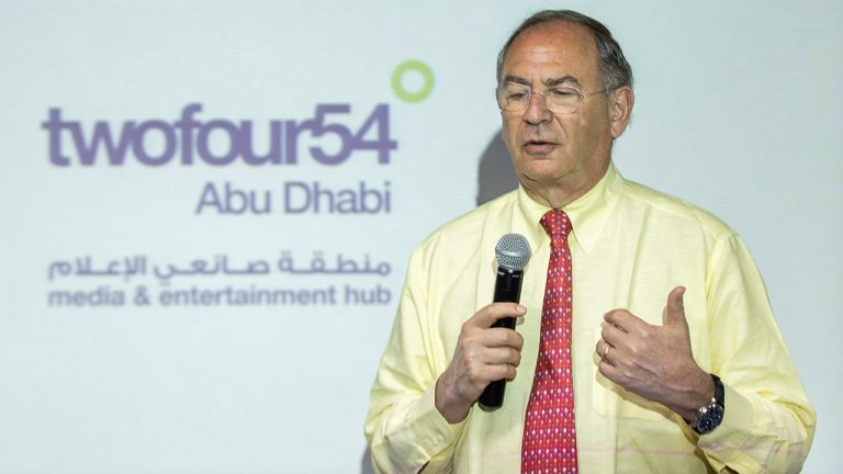 Global media leader Michael Garin appointed CEO of twofour54 Abu Dhabi
